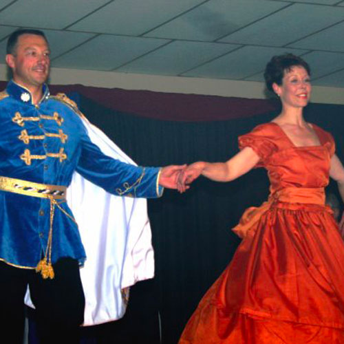 Valse Spectacle castel Danse Danse en couple,